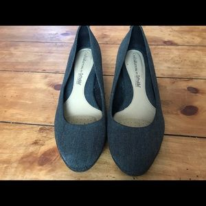 Croft and Barrel Ortholite Heels